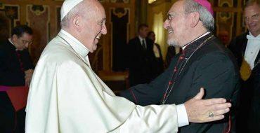 """Zordán: """"El Papa estuvo cordial, fraterno y muy padre"""""""