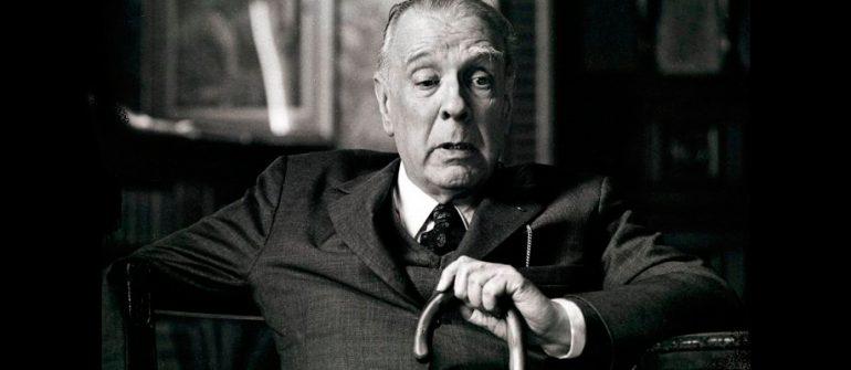 Jorge Luis Borges. La hora agónica, la leyenda, el coraje, el cuchillo.