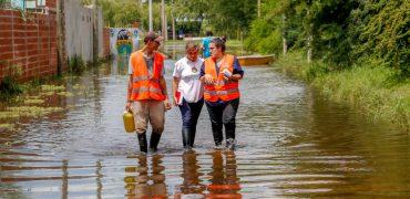 Inundaciones: consejos para el cuidado de la salud