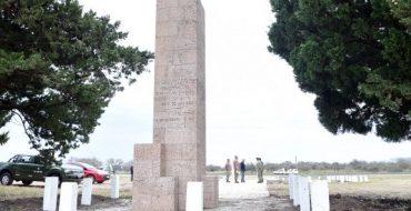 Reinaugurarán el monolito donde nació Urquiza