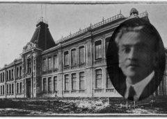Alfredo Villalba, primer director de la Escuela Normal de Gualeguaychú