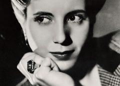 Annemarie Heinrich y sus retratos de María Eva Duarte de Perón
