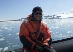 Gustavo Levin, el científico entrerriano que realizó tres expediciones a la Antártida