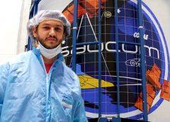 Adrián Orellano, un entrerriano en la misión espacial más importante del país