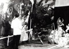 Cesáreo Bernaldo de Quirós, el gualeyo que pintó a la patria